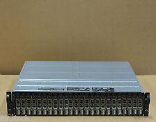Arreglo de almacenamiento SAS Dell PowerVault MD1120 12x146Gb 6Bps unidades de disco duro 2 controladores