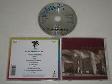 U2 / the Unforgettable Fire (Island 610 194) CD Album