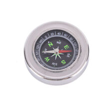 60mm metal stainless steel portable compass student outdoor sports compass UK*