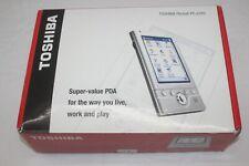 Toshiba Pocket Pc e310 Complete in Original Box Color Pda 2002