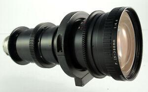 P. Angenieux Paris Arriflex Super-16 Zoom 15-300mm Objektiv - 37712