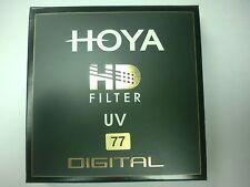 Genuine Hoya 77mm Digital HD UV Filter