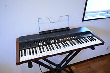 Roland VK-09 Electronic Organ Rare Vintage Analog Organ w/ case