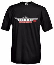 T-Shirt Maglietta A113 U-Boot Sommergibili Tedesco Seconda Guerra