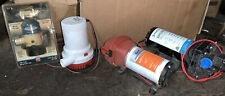 Marine Bilge Pumps And Water Pumps, Shurflo Pentair, Seaflo, Shoreline,boat Pump