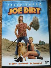 Joe Dirt DVD 2001 David Spade Comedy Movie Region 1
