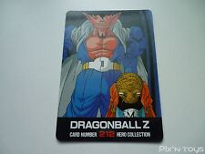 Carte originale Dragon Ball Z Hero collection Part 2 N°212 / 1994 Made in Japan
