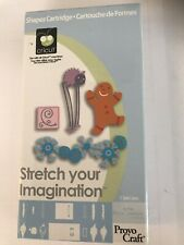cricut cartridge stretch your imagination (not linked)