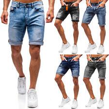 Shorts Denim Bermudas Kurzhose Jeans Freizeit Herren Mix BOLF 7G7 Classic WOW