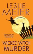 A Lucy Stone Mystery: Wicked Witch Murder 16 by Leslie Meier (2011, Paperback)