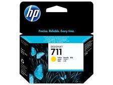 Original & Boxed HP711/CZ132A Amarillo Cartucho De Tinta-rápidamente publicado
