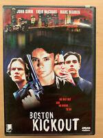 Boston Kickout DVD 1996 British Crime Drama Film Movie w/ John Simm Region 1