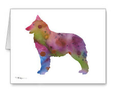 Belgian Tervuren Note Cards With Envelopes