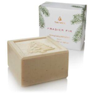 Thymes Frasier Fir Bar Soap!!! NEW!!!