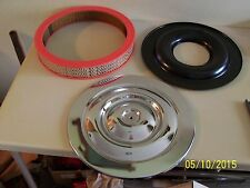 New 1963 1964 1965 Ford Air Cleaner Assy Falcon Sprint Double Hump Sunbeam Tiger
