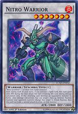 Nitro Warrior Common Yugioh Card LC5D-EN032