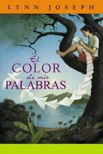 El Color De Mis Palabras (Spanish Edition)-ExLibrary