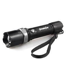 25000 LM Zoom XM-L T6 LED Lampe de poche 3 Modes Lampe Lumière pour Camping AT