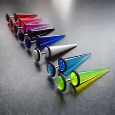 Fake Expander Dehnstab Dehnungsstab Taper Farbwahl 8 mm Ohr Piercing