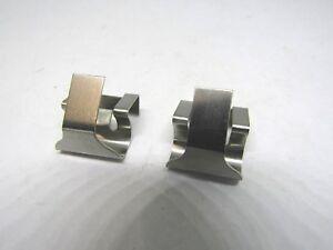 H5412-2  Brake Pads Caliper Anti-Rattle  Clip FORD EXPLORER  GMC  MADE IN U.S.A