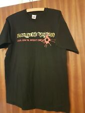 Paranoid Visions Escape From The Austerity Complex T-shirt Size Medium