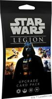 Upgrade Card Pack Star Wars Legion FFG NEW