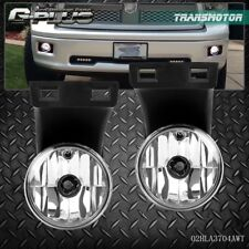 For 94 01 Dodge Ram 1500 2500 3500 Pickup Per Driving Fog Lights Lamps Chrome