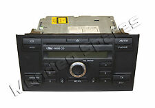 FORD CD 6000 CD PLAYER RADIO MONDEO WITH CODE 3S7T 18C815 AC 2004 - 2007
