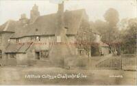 Buckinghamshire Chalfont St Giles Milton's Cottage RP Vintage Postcard 20.12