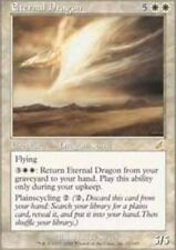 Eternal Dragon, Moderate Play, English, Scourge MTG