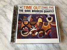 The Dave Brubeck Quartet Time Out CD Columbia CK 65122 Miles Davis John Coltrane
