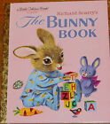BOOK ~ NEW HARDCOVER LITTLE GOLDEN BOOK CLASSIC RICHARD SCARRY'S THE BUNNY BOOK