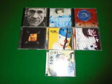 THE CURE - CD ALBUM x 7 ! See pictures Seven CD albums, 8 cd's