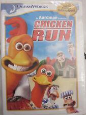 CHICKEN RUN NEW SEALED DVD DREAMWORKS