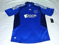 2008 AFC AJAX Amsterdam ADIDAS XL Netherland Huntelaar LUIS SUAREZ JERSEY M L