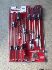 Craftsman 17pc Phillips & Slotted Screwdriver Set 31794