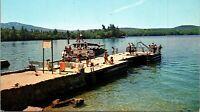 c1950s Vintage Postcard Lake Sunapee New Hampshire Blodgett Landing - Unused