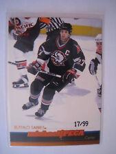 Michael Peca 1999-00 Pacific COPPER PARALLEL  #41  /99