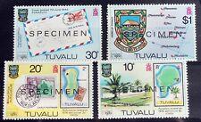 Tuvalu – 1980 London 80 – SPECIMEN Set – UM (MNH) (SE1)