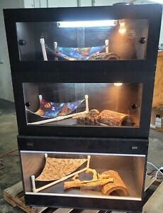 Reptile Enclosure Pvc(will be removing soon)
