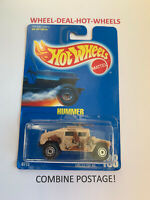Hot Wheels 1991 Hummer - Collector No.188 Rare! MOC!