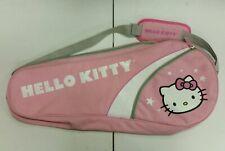 Sanrio Hello Kitty Pink Tennis Racquet Shoulder Bag