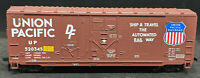 ATHEARN : UNION PACIFIC DF UP #520345. BROWN BOXCAR. Automated RR VINTAGE HO