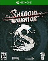 Shadow Warrior - Xbox One [video game]