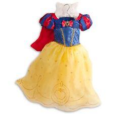 NEW Disney Store Exclusive Princess Snow White Costume Dress 5/6 NWT