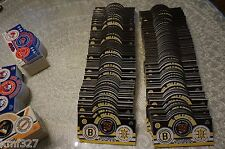 Lot of 350 VINTAGE 1995 LIMITED EDITION NHL Super Cap Collection BostonBruins