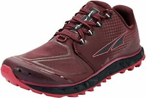 ALTRA Women's Superior 4.5 Trail Running Shoe, Black/Pink, 7.5 B(M) US