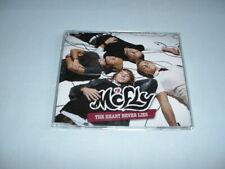 MCFLY UK 2007 CD Single - The Heart Never Lies Includes Umbrella RIHANNA Cover