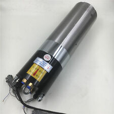 5.5KW ATC BT30 Spindle Motor Water-cooled 220V 17A 13000rpm CNC Milling Machine