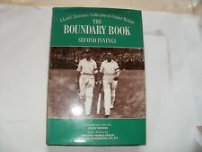 LORDS TAVERNERS CRICKET BOOK-THE BOUNDARY BOOK-EDITED BY LESLIE FREWIN